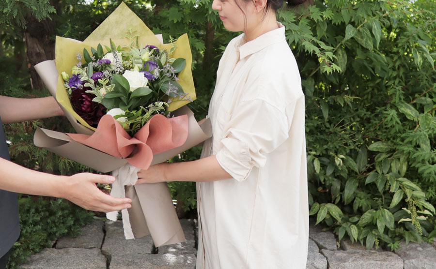花束ブーケの商品一覧ページイメージ画像