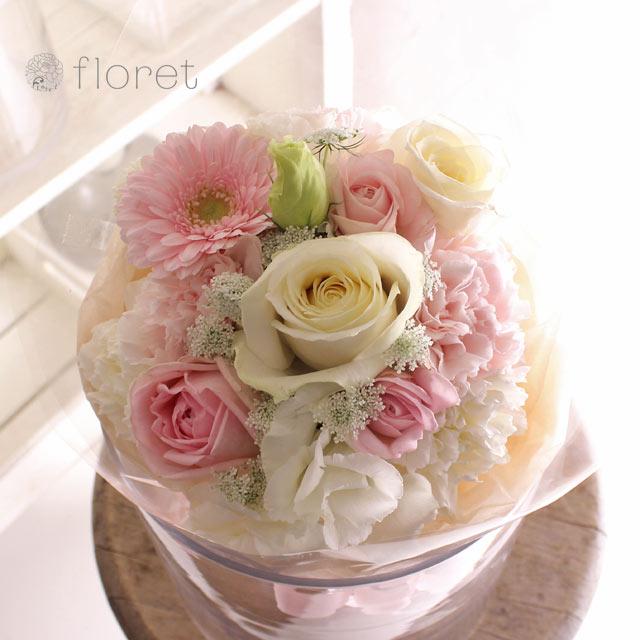 ピンク系花束・ブーケ(3,500円)サンプル画像6